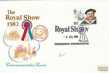 (97104) CLEARANCE GB Cover Royal Show Kenilworth 6 July 1982