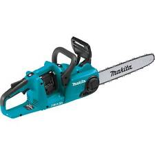 "Makita 18V X2 LXT Li-Ion Cordless 14"" Chain Saw Tool Only Makita XCU03Z New"