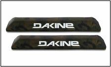 New listing Dakine Aero Roof Rack Pads, Padded Crossbar Rack Pads, Board Transport, *Camo*