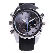 HD 1080P IR Night Vision 8GB Waterproof Watch Camera SPY DVR Camcorders Cam HYSG
