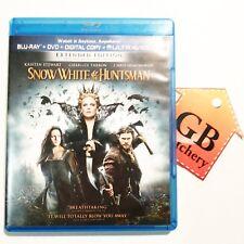 Blu-ray Movie - Snow White and the Huntsman - Kristen Stewart - Sci-Fi & Fantasy