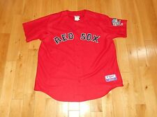 Majestic 2004 BOSTON RED SOX Authentic Collection MLB Batting Practice JERSEY XL