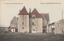 ROCHEFORT 6 environs de MIREBEAU-EN-POITOU château coll laurentin