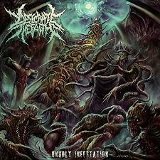 "DESECRATE THE FAITH ""Unholy Infestation"" death metal CD"