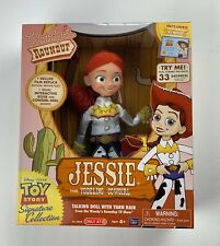 Toy Story Signature Collection Jessie The Yodeling Cowgirl Talking Figure - NEW