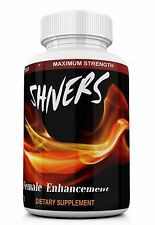 SHIVERS Female Libido Booster Pills