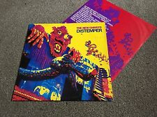 NEW CHRISTS - DISTEMPER - 1989 GERMAN LP WITH INNER SLEEVE EX - LOOK IN MY SHOP!