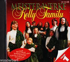 *- CD - Kelly FAMILY - MEISTER-Werke - Folge 1