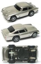 2015 Micro Scalextric James Bond 007 Aston Martin DB5 HO Slot Car AFX TYCO Comp.