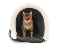 PetObsessed Pet Cave Winter Cat / Dog Bed