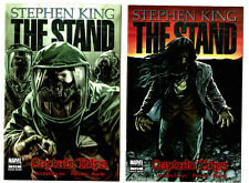 The Stand: Captain Trips #1-5 (2008) Marvel VF/NM to NM- Complete Stephen King