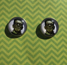 Frankenstein Earrings Stainless Steel Earrings
