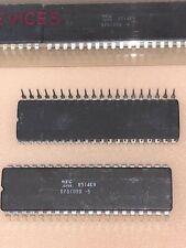 Nec V20 Cpu Upgrade for 8088 D70108D-5 Ceramic Rare Nos Lot of (1)*