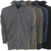 True Rock Men's Full-Zip Golf Sweater,  Brand New
