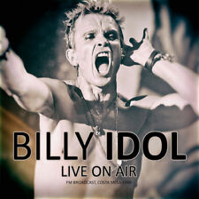 Billy Idol : Live On Air: FM Broadcast, Costa Mesa 1990 CD (2018) ***NEW***