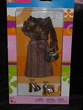 2003 Barbie Trendy Trendy Fashion #B8252!