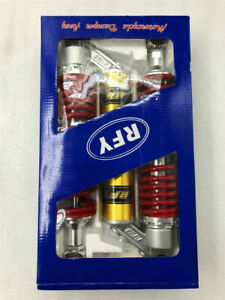 """One Pair 340mm 13"""" Motorcycle Air Scooter Rear Shock Absorbors Suspension Spring"""
