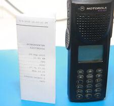 Motorola XTS3000 III UHF 403-470MHz  XTS 3000 Astro P25  H38