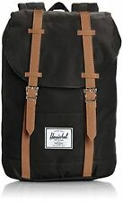 Herschel Retreat Backpack Black / schwarz Rucksack