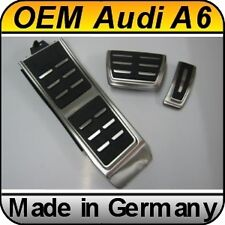 OEM Audi A6 S6 RS6 C7 Sport Gas Brake Dead Pedal Kit Automatic (2011-) only LHD