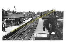 Junction Road, Holloway Railway Station Photo. Crouch Hill - Gospel Oak Line (1)