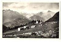 CPSM 73 Savoie Modane Le Charmaix et Massif de Chavières