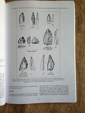 Iran Palaeolithic. Le Paleolithique d'Iran. Archaeology.Prehistory. Protohistory