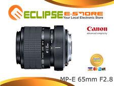Canon MP-E 65mm F2.8 f/2.8 1-5x Macro Photo Lens