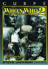 Gurps - Who`s Who 2 SC