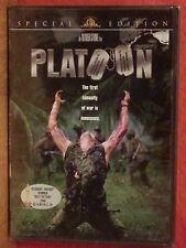Platoon: Special Edition (DVD, 2006) Brand New (Charlie Sheen) Region 1 NTSC/U/C