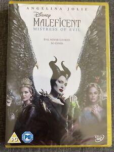 MALEFICENT MISTRESS OF EVIL DISNEY NEW SEALED DVD