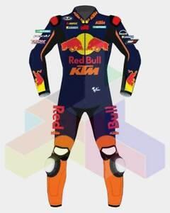 Brad Binder KTM Red Bull Motorbike Rider's Leather Racing Suit MotoGP 2021