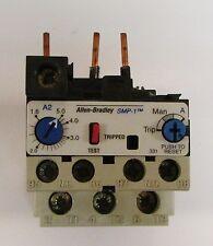 ALLEN BRADLEY 193 A4E1 Type SMP 1.6-5 Amp Overload Relay