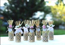 20 pcs, rustic wedding favor boxes, party favor gift bags, candy boxes