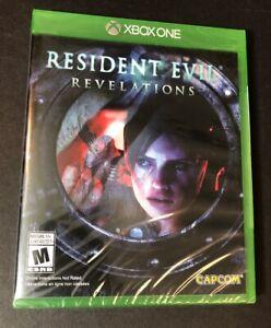 Resident Evil [ Revelations ] (XBOX ONE) NEW