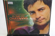 Un Siglo Con Chayanne , Music CD (NEW)
