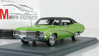 Scale model car 1:43 BUICK Skylark Green Metallic 1968
