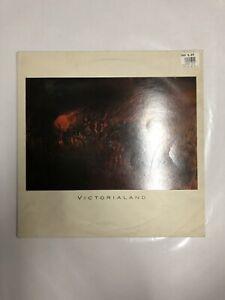 Cocteau Twins - Victorialand (1986), LP, First Pressing, UK, 45 RPM