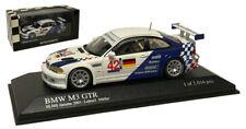 Minichamps BMW M3 GTR #42 ELMS Jarama 2001 - Lehto/Muller 1/43 Scale