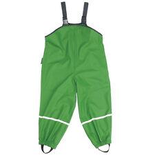 Playshoes Regenlatzhose grün Gr. 80