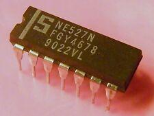 3x ne527n voltage gráficos, Signetics