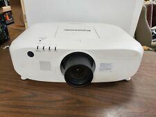 Panasonic PT-EW640 WXGA 3LCD Widescreen Projector with Standard Lens