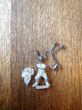 Warhammer Mordheim Pitfighter Pit Fighter Chaos Flail And Shield Metal
