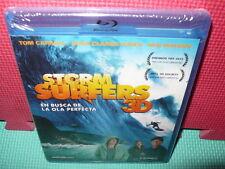 STORM SURFERS - 3D Y 2D  - BLU-RAY  - NUEVA