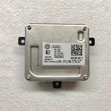 New OEM Audi / Volkswagen Headlight Computer Module Control Unit 4G0.907.697.H