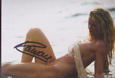 "RAMONA BERNHARD 73 Playmate ""Playboy"" Foto 13x18 signiert IN PERSON Autogramm"
