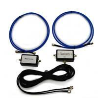 10kHz-30MHz Tragbare YouLoop Magnetschleifenantenne Passiv 250mW Für HF und VHF