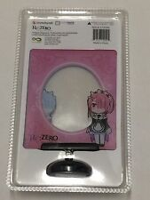 Re:Zero Rem And Ram Rotating Picture Frame Loot Crate Crunchy Roll Exclusive