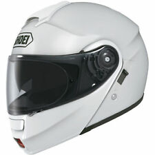 Shoei Gloss Plain Modular, Flip Up Motorcycle Helmets