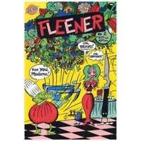 Fleener #2 in Near Mint + condition. Bongo comics [*ru]